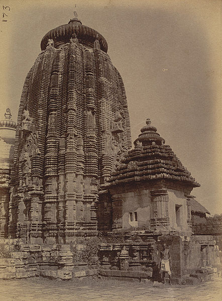 Ananta vasudeva temple 1869