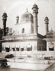 Guru ram rai temple 1858