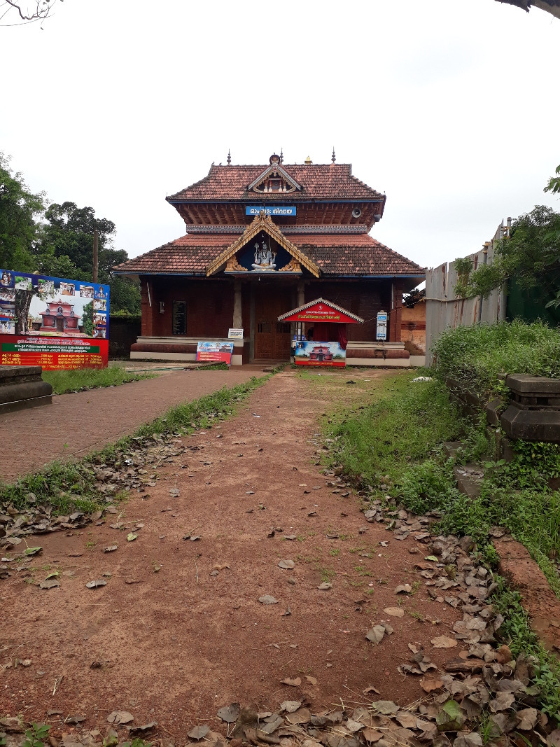 Kasargod temple