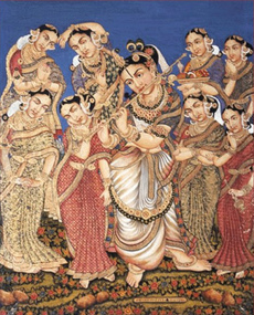 Home img mysore painting