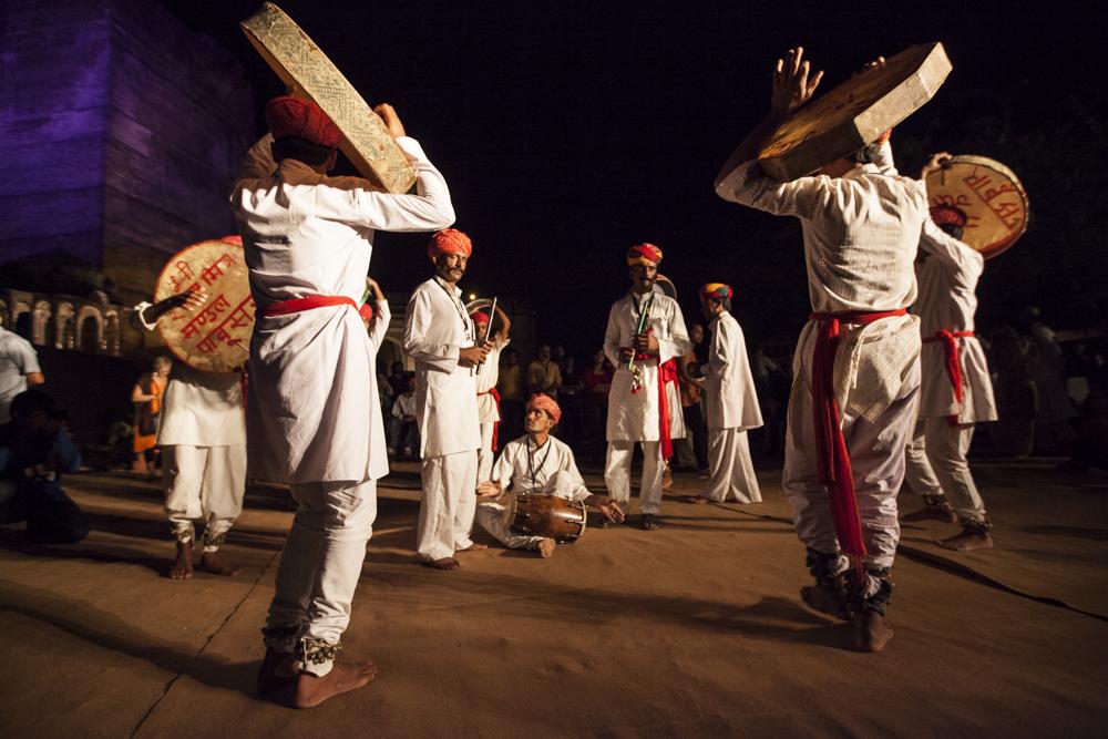 Chang dance