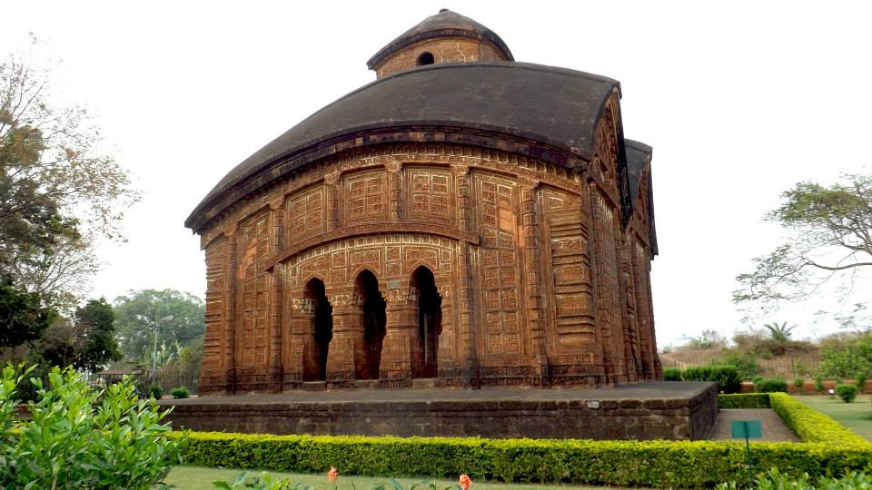 Jor bangla temple