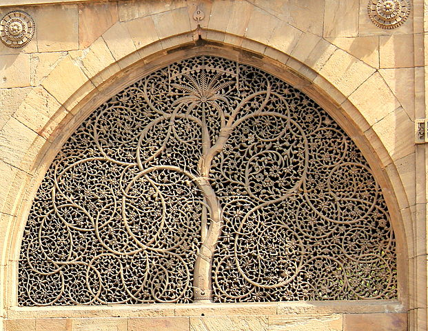 Mosque of sidi sayed jaali