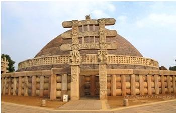 Home img sanchi stupa