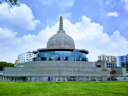 Patliputra karuna stupa