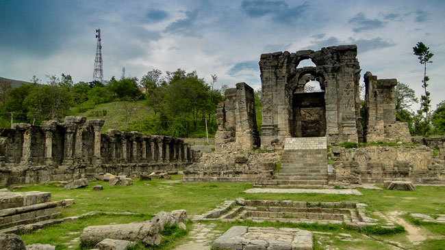 Martand temple 1