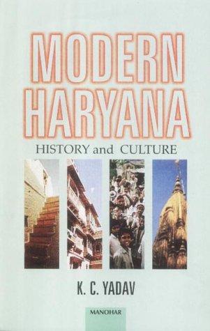 Modern haryana book